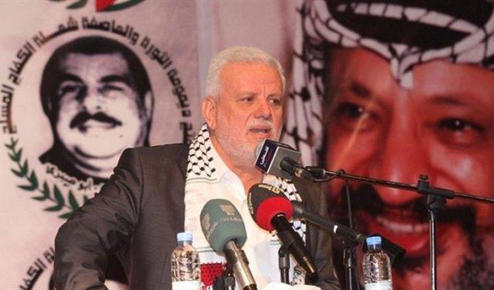 أمين سر (م.ت.ف) في لبنان: ملتزمون بوثيقة العمل الفلسطيني