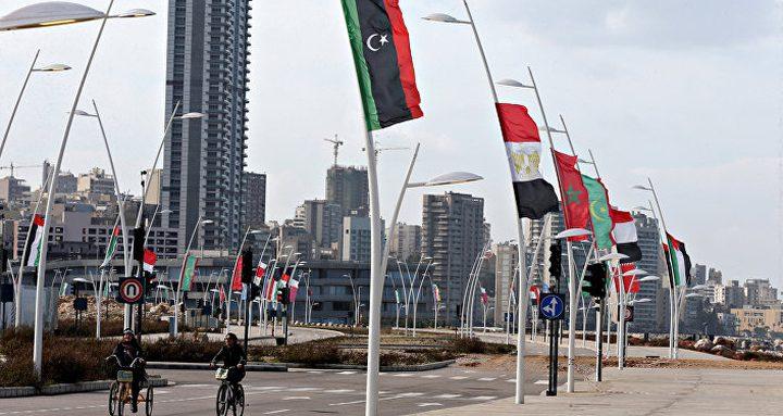 انطلاق أعمال الجلسة الأولى للقمة العربية في بيروت