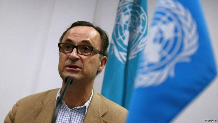 سلامة مراقبين الأمم المتحدة بعد تقارير اطلاق نار بالحديدة