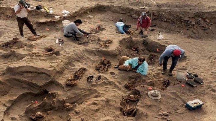 اكتشاف هياكل عظمية لـ 270 طفلا في مقبرة جماعية
