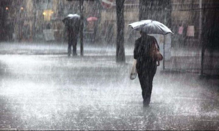 بالأرقام: كميات الأمطار الهاطلة على محافظات الوطن
