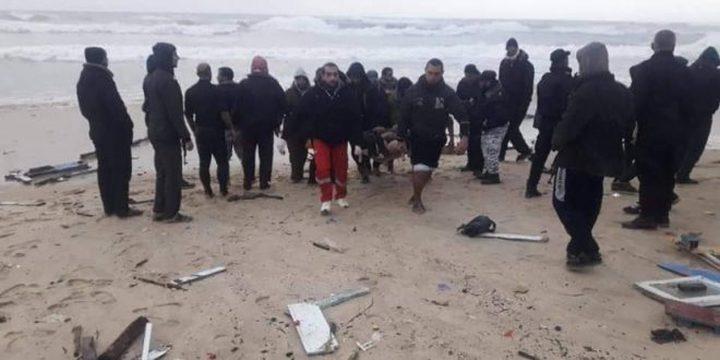 بحرية غزة: انقذنا 6 صيادين مصريين في بحر غزة