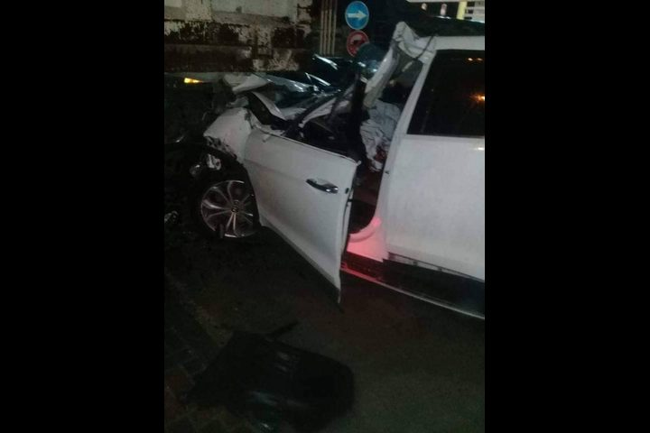 مصرع مواطن بانزلاق مركبة وإصابة 14 آخرين بفعل المنخفض