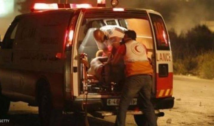 مصرع مواطن واصابة 11 اخرين بحادث سير مروع شمال الخليل