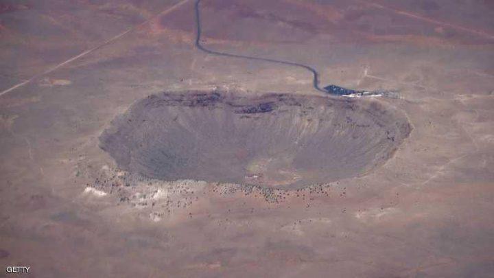 ازدياد وتيرة تساقط صخور ضخمة من الفضاء