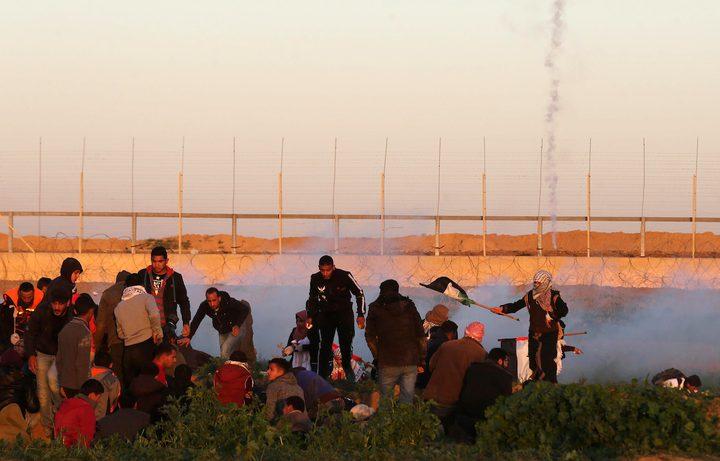 الهيئة الوطنية تحذر الاحتلال من المماطلة برفع الحصار