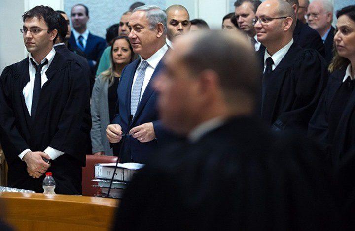 نتنياهو يفشل بتأخير البت بمحاكمته لما بعد الانتخابات