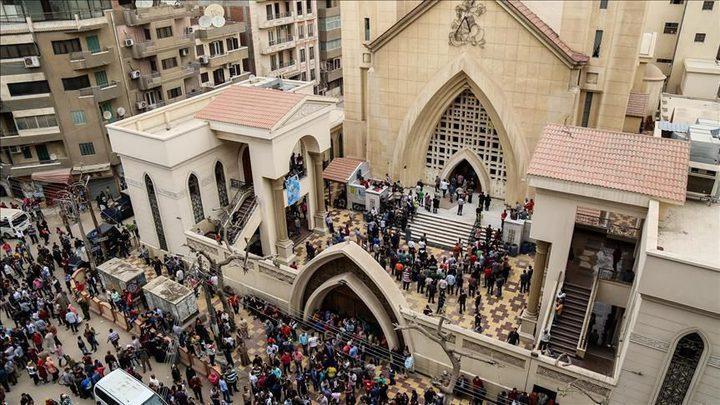 """مسيحيو مصر يحتفلون بعيد """"الغطاس"""" وسط إجراءات أمنية"""