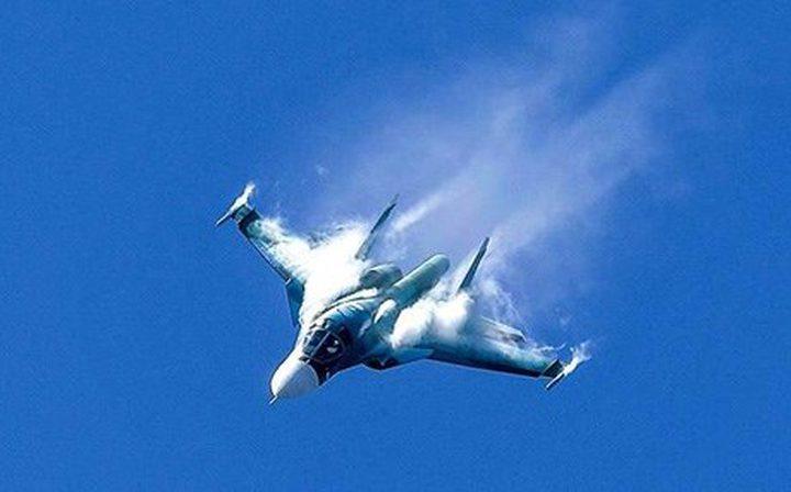 تحطم طائرتين مقاتلتين إثر اصطدامهما بروسيا