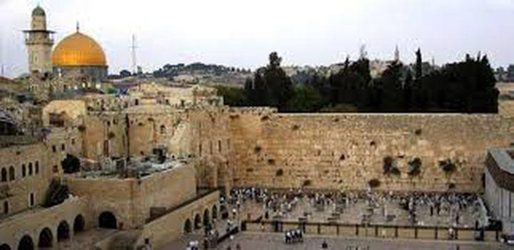 """الاردن يدين نصب الاحتلال أعمدة قرب """"حائط البراق"""""""