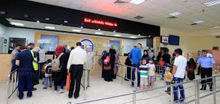 41 ألف مسافر تنقلوا عبر معبر الكرامة وتوقيف 172 مطلوبا