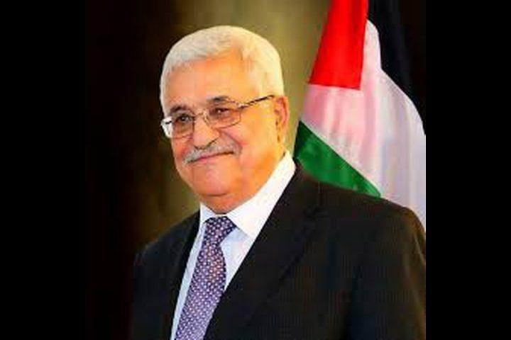 الرئيس يستقبل رئيس الجمعية الامبراطورية الأرثوذكسية الفلسطين