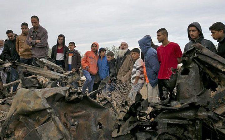 الحركة العالمية: اسرائيل قتلت 57 طفلا في غزة