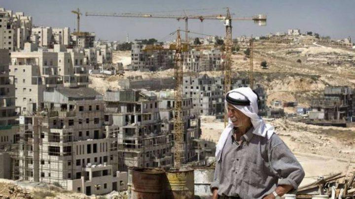 """""""إسرائيل"""" تُخطط لإقامة كتلة استيطانية جديدة وسط الضفة"""