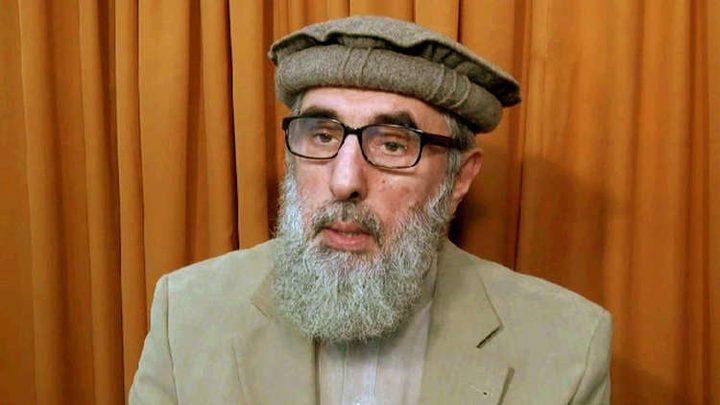قلب الدين حكمتيار يترشح لانتخابات الرئاسة الأفغانية