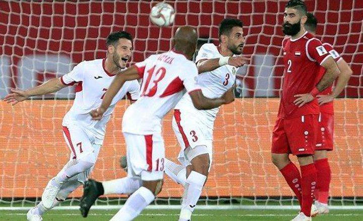 الأردن أمام فرصة سانحة لبلوغ ربع النهائي بكأس آسيا 2019