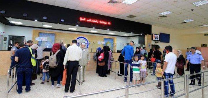 تنقل 4737 مواطنًا ومنع أخر عبر معبر الكرامة