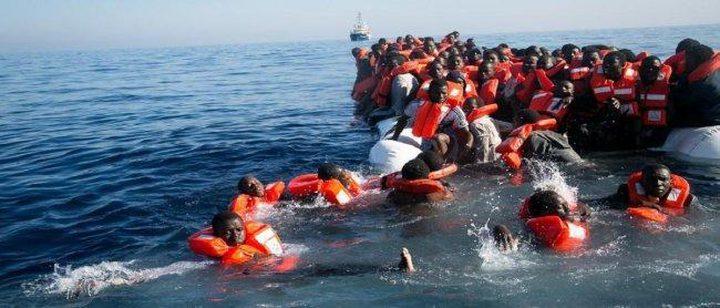 170 قتيلاً ومفقوداً إثر غرق قاربين مهاجرين في البحر المتوسط