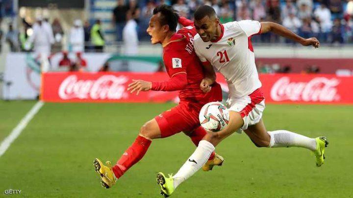 فيتنام تفجر مفاجأة في كأس آسيا وتقصي الأردن