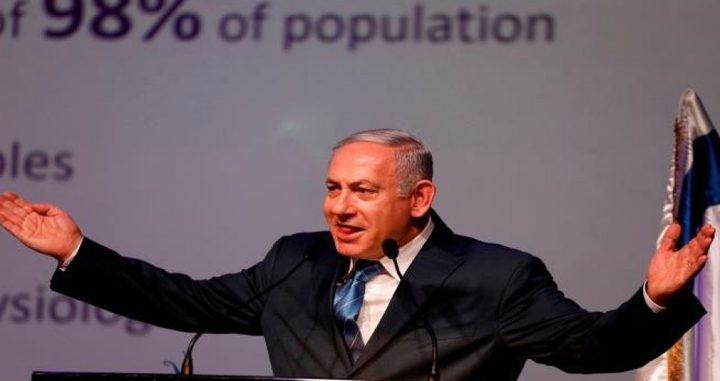 """يديعوت: نتنياهو يخوض حربًا داخلية ضد """"اليسار والاعلام"""""""