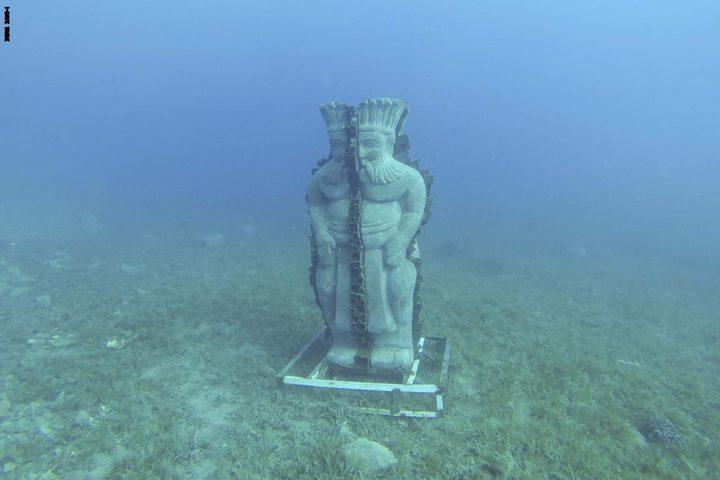 """هل يعقل أن يكون """"أثمن"""" ما في تراث مصر تحت الماء؟"""