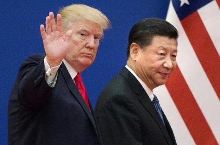 ترامب: إحراز تقدم بشأن الاتفاق التجاري مع الصين