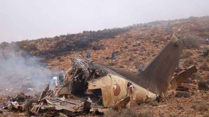 تحطم طائرة عسكرية في المغرب.. ولا ضحايا
