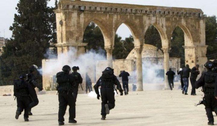 الائتلاف الأردني يدين الاعتداءات الإسرائيلية على المقدسات