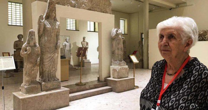 العراق يودع عالمة الآثار الكيلاني