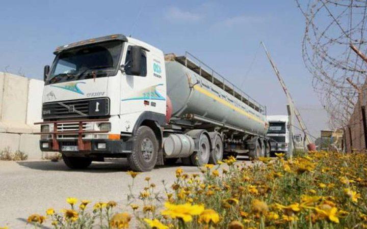 """""""الكنيست"""" تعفي الوقود القطري لغزة من الضرائب"""