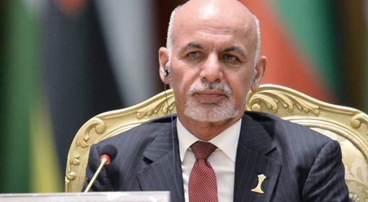 الرئيس الأفغاني يعلن ترشحه لولاية رئاسية ثانية