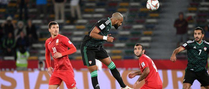 تأهل الإمارات وأستراليا واليابان لدور الثمانية بأمم أسيا