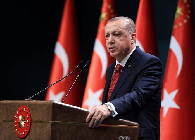 أردوغان: تركيا مستعدة لتولي الأمن في منبج