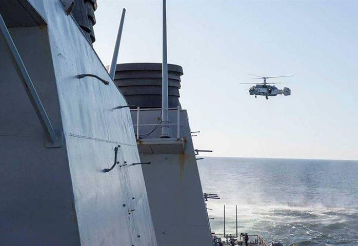 مدمرة أميركية تدخل البحر الأسود.. والأسطول الروسي يتحرك