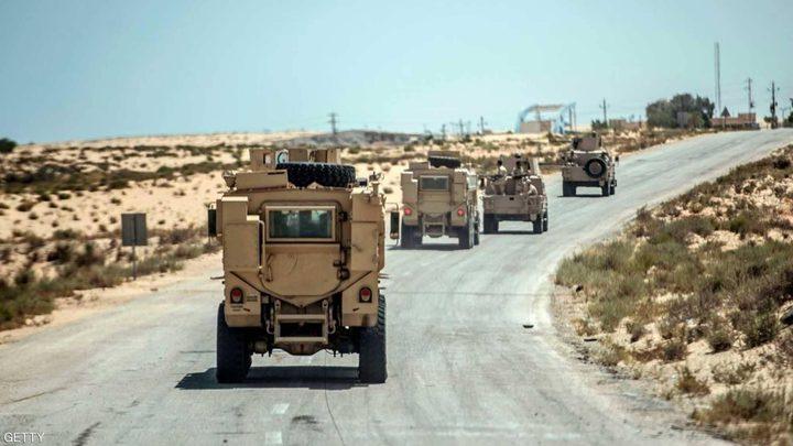 الجيش المصري يفقد جنودا.. ويقتل عشرات التكفيريين