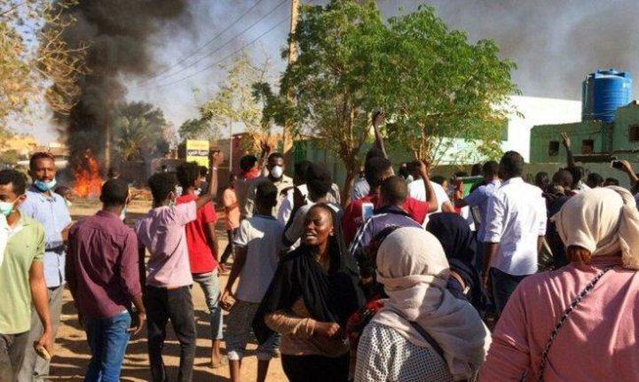 تواصل الاحتجاجات بالسودان
