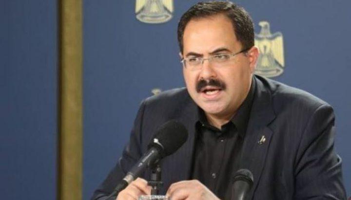"""صيدم: مناهج الوزارة خالية من التحريض ضد """"إسرائيل"""""""