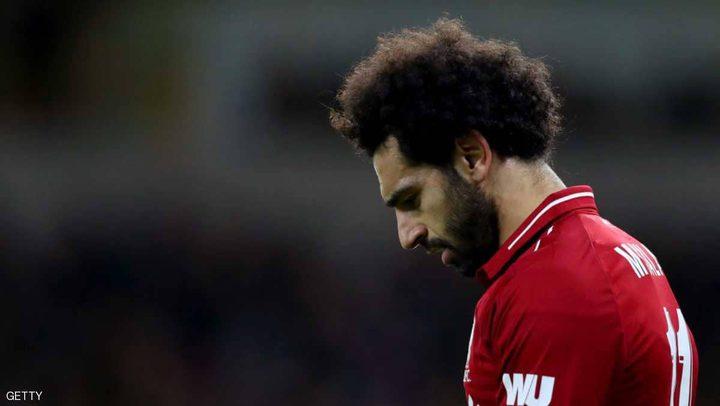"""صلاح يثير قلق جماهير ليفربول بـ """"تغريدة غامضة"""""""