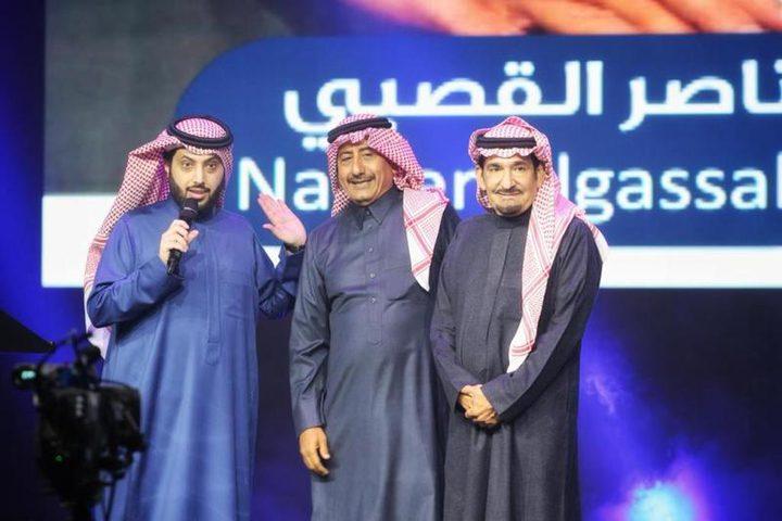 تركي آل الشيخ يعيد عبدالله السدحان وناصر القصبي إلى العمل