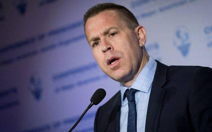 """اردان يتهم الاتحاد الأوروبي بتمويل منظمات """"بي دي أس"""""""