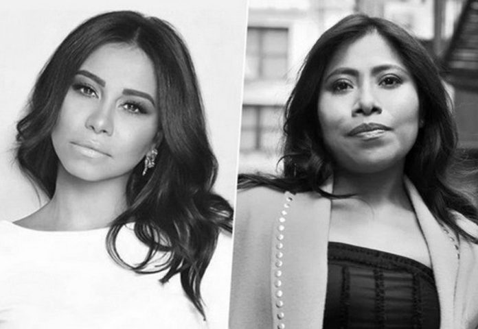 ممثلة مكسيكية تثير الجدل لشبهها الواضح بشيرين عبد الوهاب