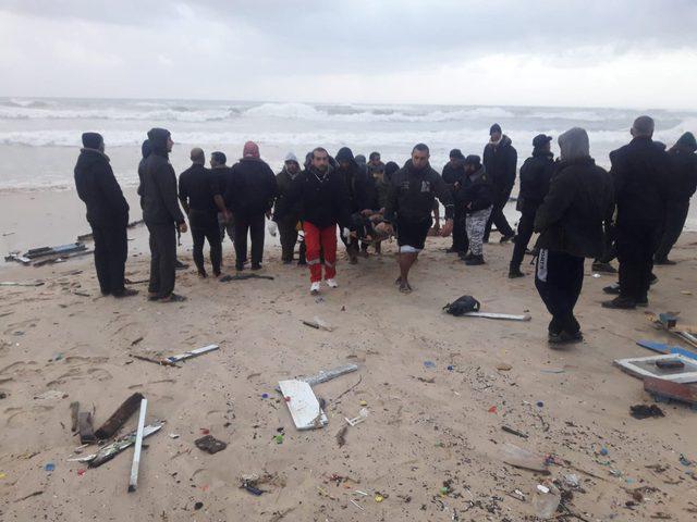 العثور على جثة الصياد المصري المفقود  منذ 7 أيام