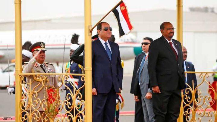 لقاء يجمع الرئيسين السوداني والمصري في القاهرة غدا