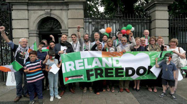 غضب اسرائيلي كبير بسبب تجريم بضائع المستوطنات في إيرلندا