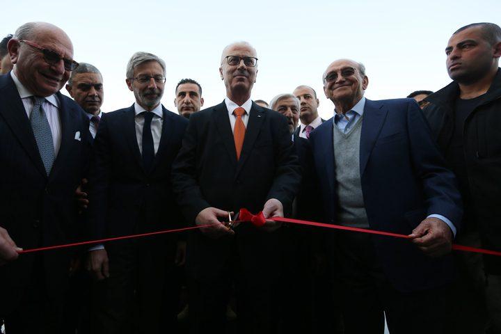 الحمد الله: الصناعات الفلسطينية  انتزعت ثقة ورضا المستهلك الفلسطيني وأصبحت الجزء الأكبر من سلته الشرائية