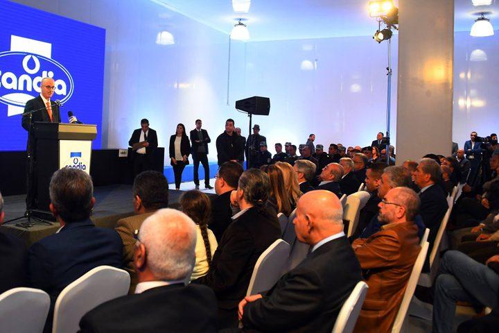 الحمدالله: نلتقي اليوم في فعالية اقتصادية ووطنية، تأتي ضمن تحرك وحراك واع ومسؤول لتنمية اقتصادنا