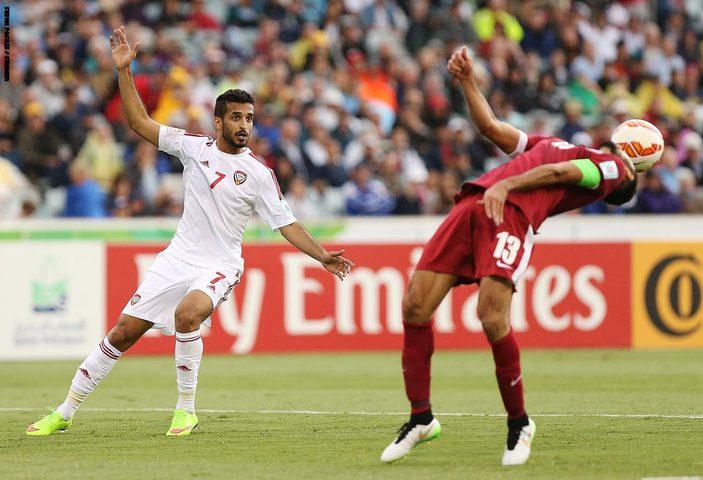 قرار من وزارة التربية والتعليم الإماراتية قبل مباراة قطر