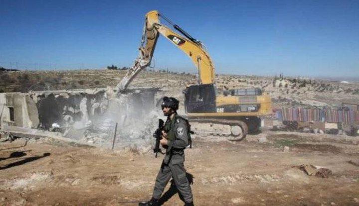 خطر الهدم يتهدد عدة منازل في القدس بحجة البناء دون ترخيص