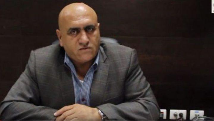 الرجوب: ارهاب الاحتلال ومستوطنيه لن يثني قيادتنا وشعبنا