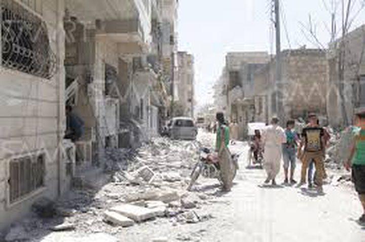 مقتل 11 مدنيا في قصف على أحياء ريف إدلب شمال سوريا